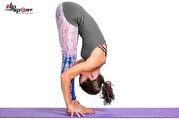 yoga chữa đau vai gáy