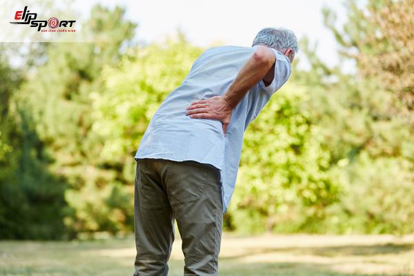 nguyên nhân đau thắt lưng