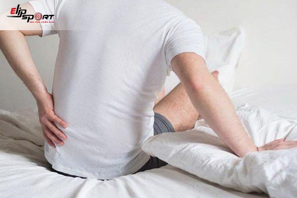 tại sao bị đau lưng