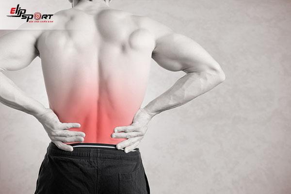 Đau nhức vùng thắt lưng