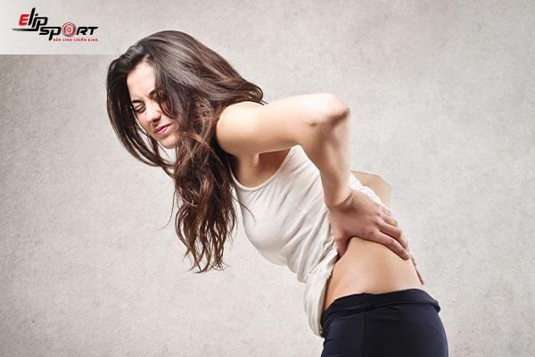 bệnh đau lưng ở phụ nữ
