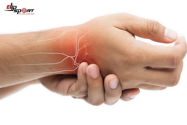 cách chữa viêm khớp cổ tay