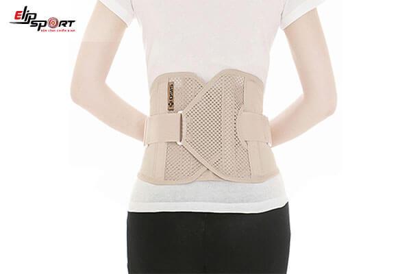 đai chống đau lưng