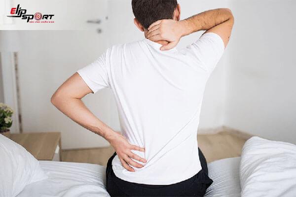 mẹo trị đau lưng