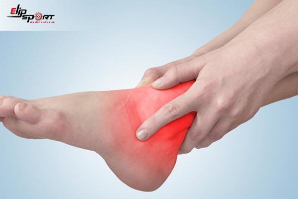cách chữa đau nhức bàn chân