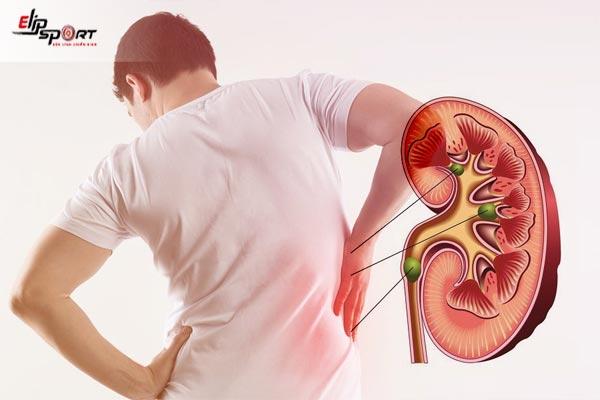 đau vùng thắt lưng