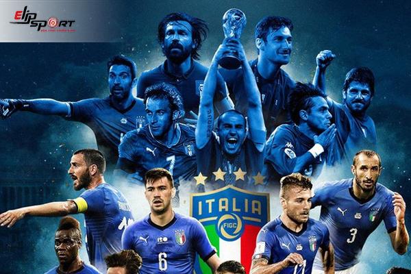 """Màu Xanh """"Lạ"""" Của Quần Áo Bóng Đá Italia Mang Ý Nghĩa Gì"""