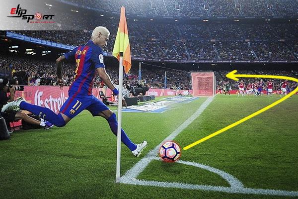phạt góc trong bóng đá là gì