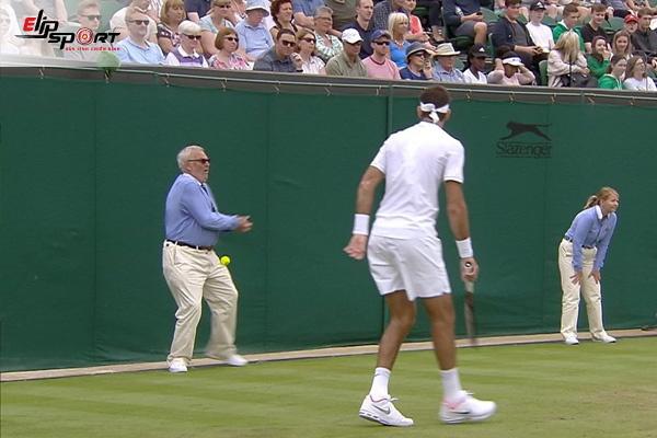 hướng dẫn trọng tài tennis