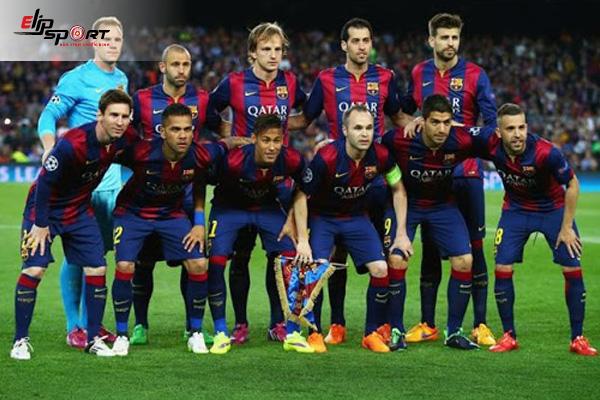 """Những Cái Tên """"Gánh Team"""" Trong Đội Hình Bóng Đá Barca"""