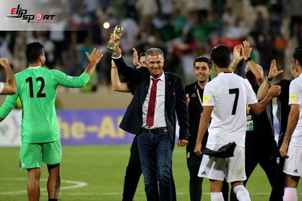 đội hình bóng đá Iran