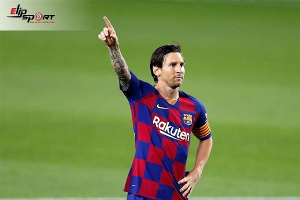 Cầu thủ bóng đá Lionel Messi