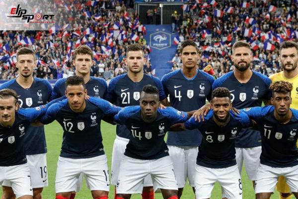 Đội Hình Bóng Đá Pháp Trong Năm 2020 Có Gì