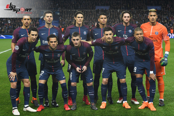 Danh Sách Các Cầu Thủ Thuộc Đội Hình Bóng Đá PSG 2020
