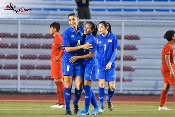 Đội Hình Bóng Đá Thái Lan Nam Và Nữ 2020