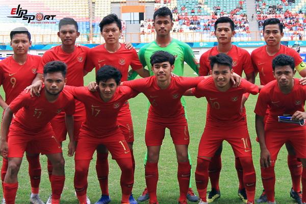 bóng đá trẻ Indonesia