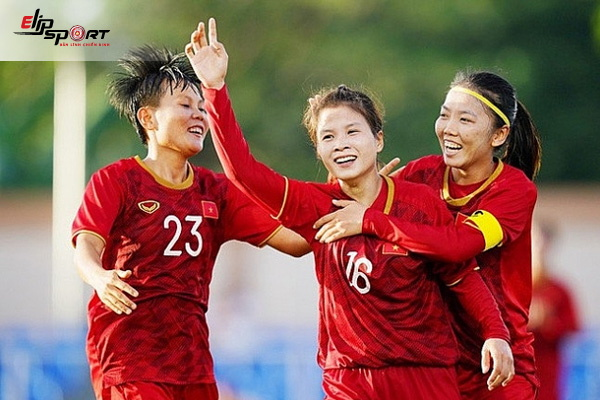 vô địch bóng đá nữ các kỳ Sea Games