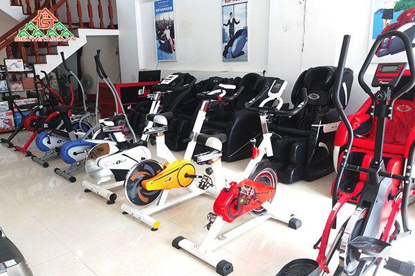 Cửa hàng Elipsport chi nhánh Đồng Xoài, Bình Phước