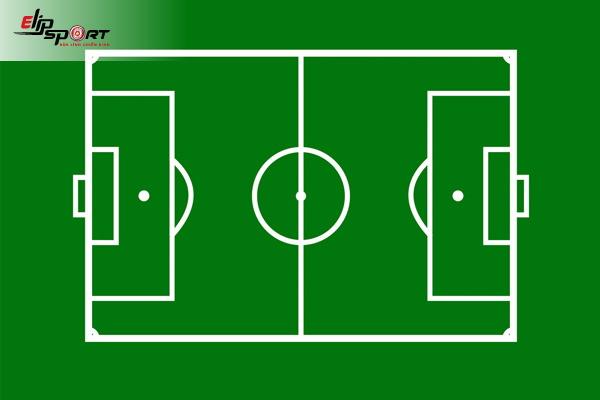 kích thước sân bóng đá theo tiêu chuẩn quốc tế