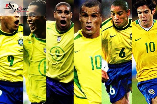 Đội Tuyển Bóng Đá Quốc Gia Brazil Đội Hình Triệu Tập Gần Đây