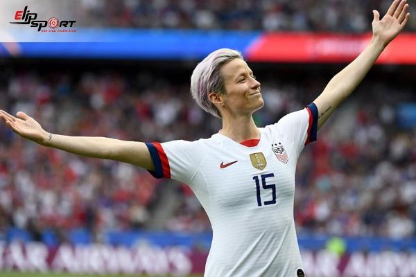 đội trưởng bóng đá nữ Mỹ