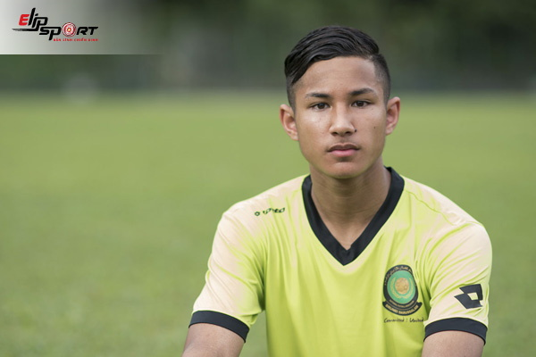 đội trưởng bóng đá brunei