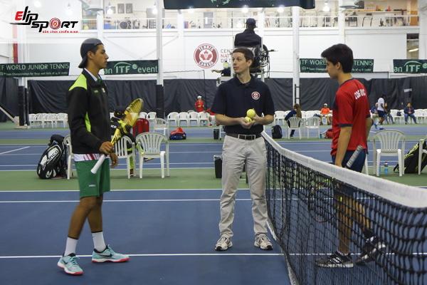 luật sân quần vợt