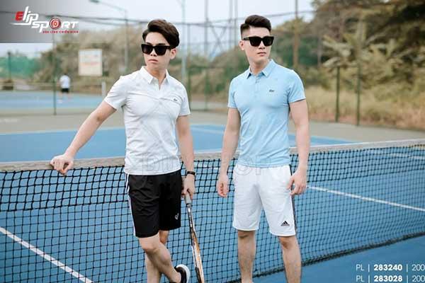 thời trang thể thao quần vợt
