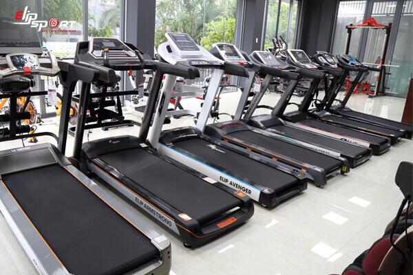 máy chạy bộ Quảng Ngãi