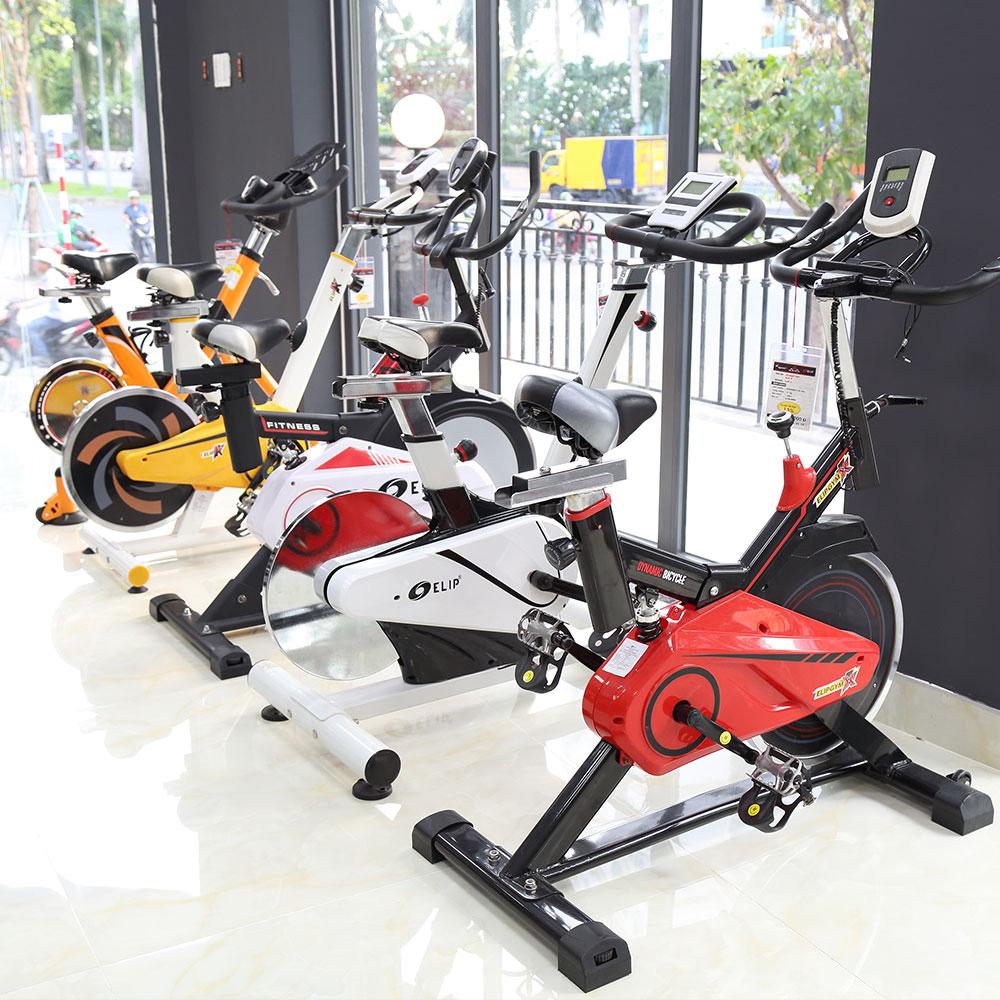 xe đạp tập Ninh Bình
