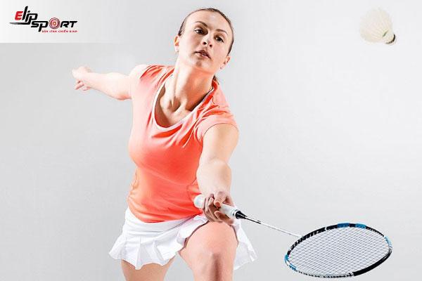 cách chơi cầu lông để giảm cân