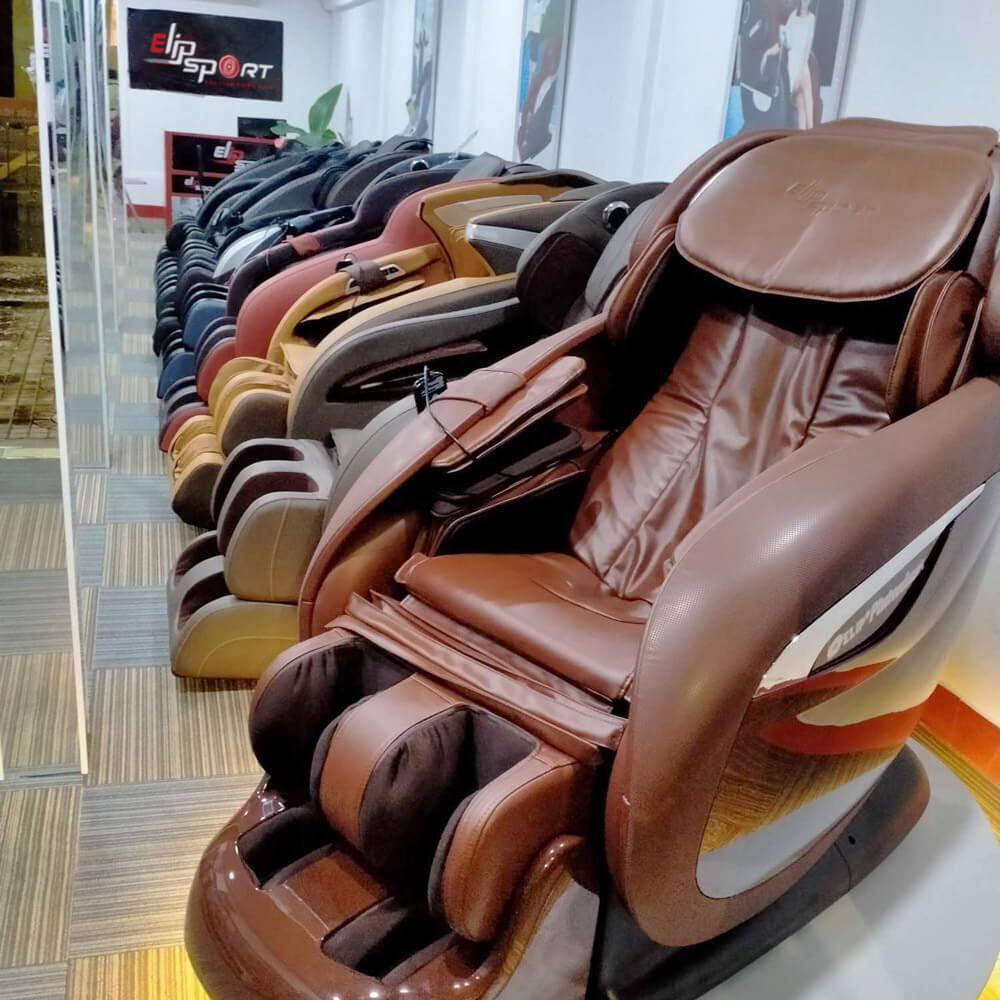 ghế massage Ninh Thuận