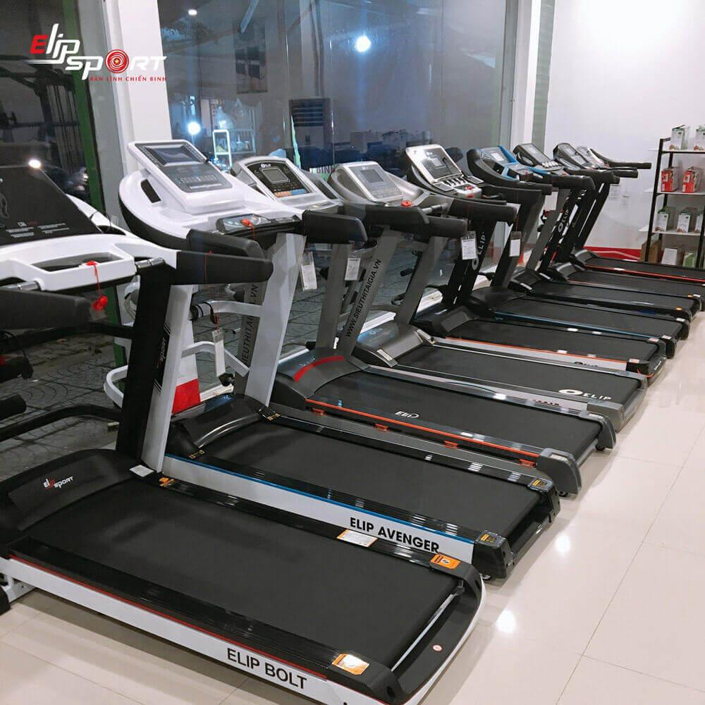 máy chạy bộ Tây Ninh