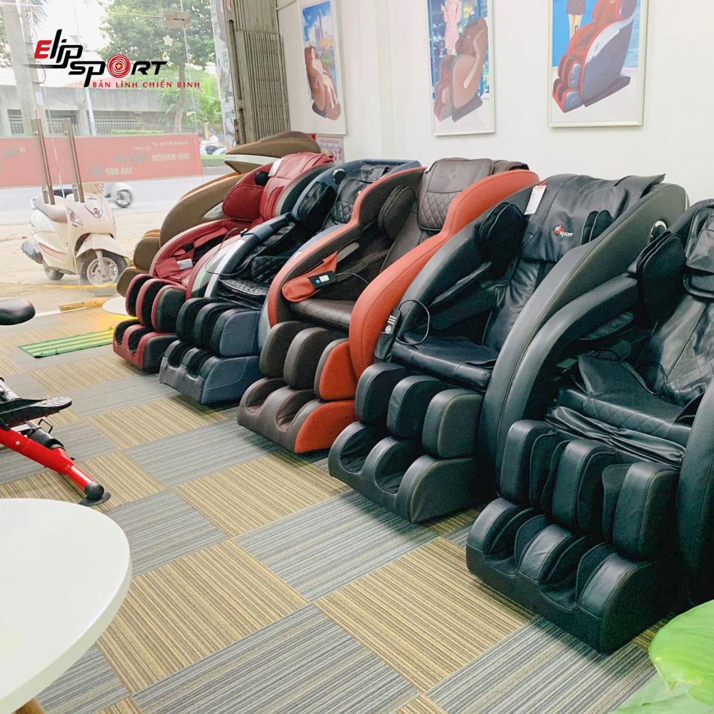 Ghế massage Ninh Bình toàn thân có tốt không? - Elipsport®