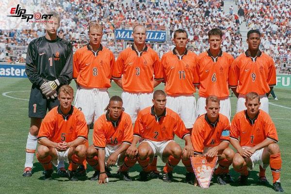logo bóng đá Hà Lan