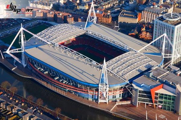 sân vận động lớn nhất nước Anh