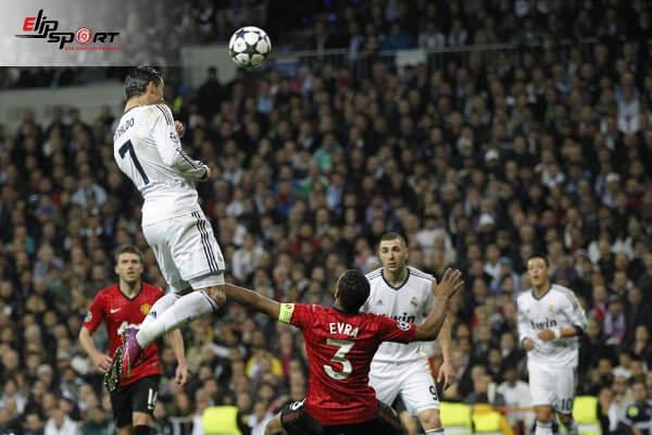 kỹ thuật bóng đá của ronaldo