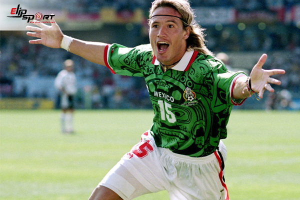 áo đá bóng đẹp Mexico