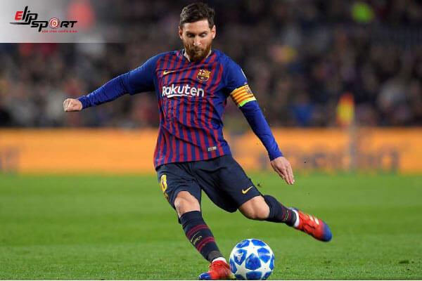kỹ thuật bóng đá của messi