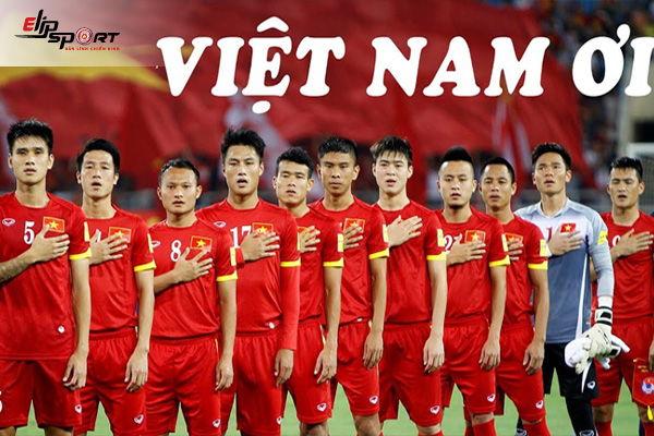 bài hát cổ vũ bóng đá Việt Nam