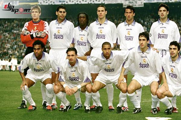 đội hình bóng đá hay nhất thế giới