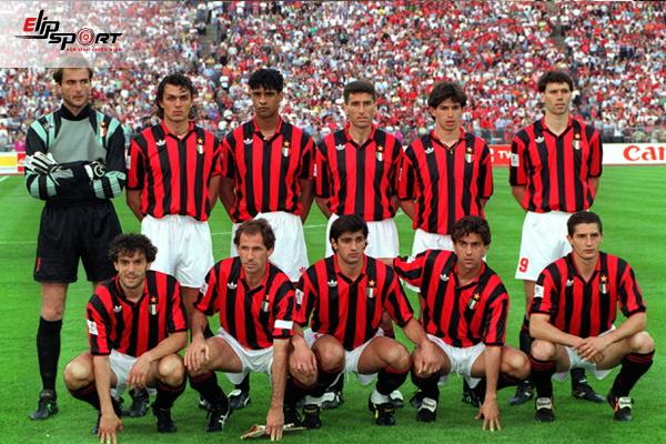 đội hình bóng đá xuất sắc nhất mọi thời đại
