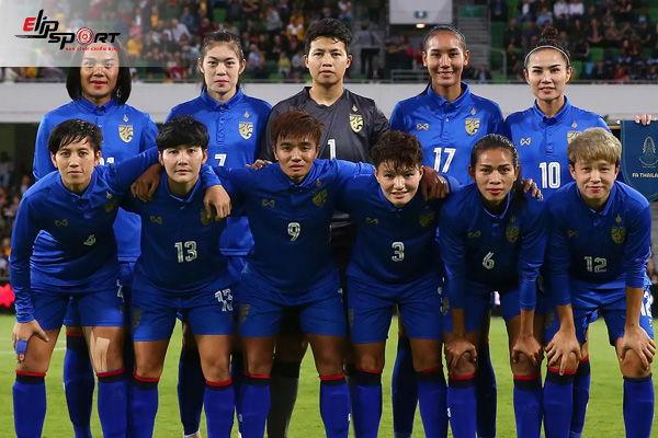 đội hình bóng đá nữ Thái Lan