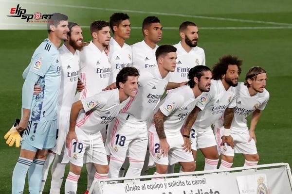 đội hình bóng đá Real Madrid