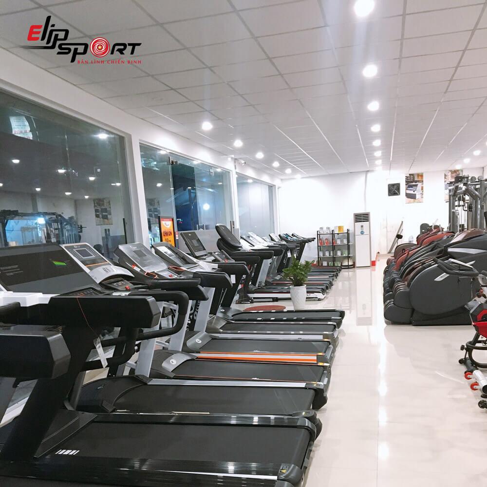 máy chạy bộ điện TP Long Xuyên