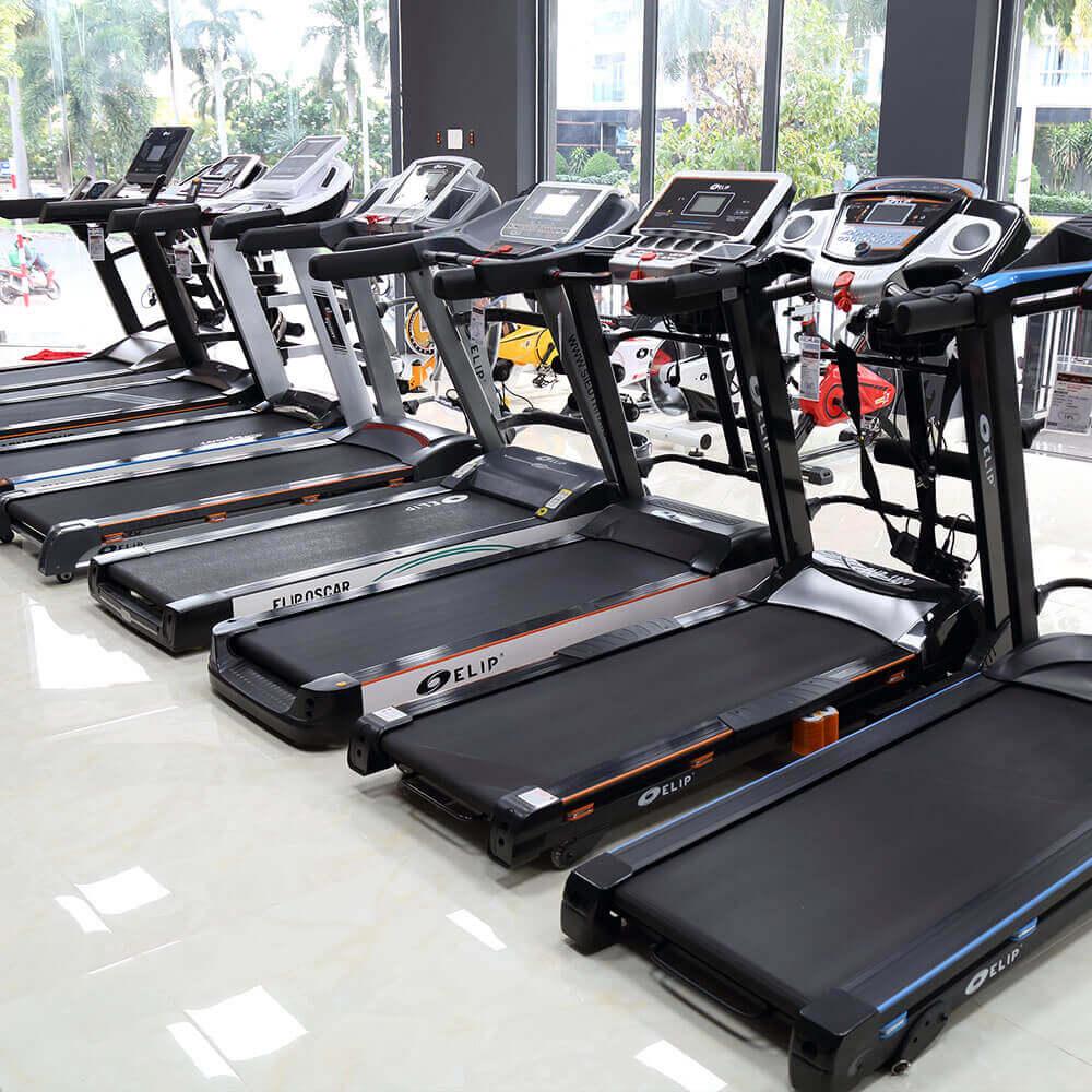 Máy chạy bộ cao cấp tại TP Vĩnh Long giá tốt uy tín - Elipsport®