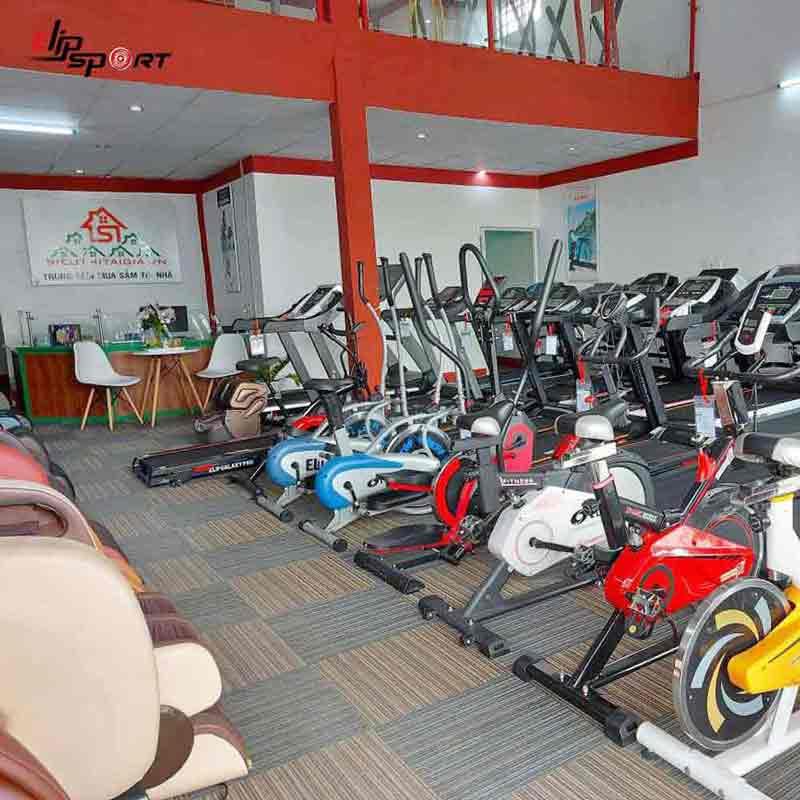 Địa chỉ mua bán xe đạp tập thể dục tại TP Phủ Lý, Hà Nam - Elipsport®