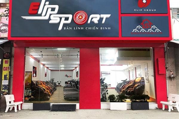 Máy chạy bộ điện tại Bình Thuận chính hãng giá tốt - Elipsport®