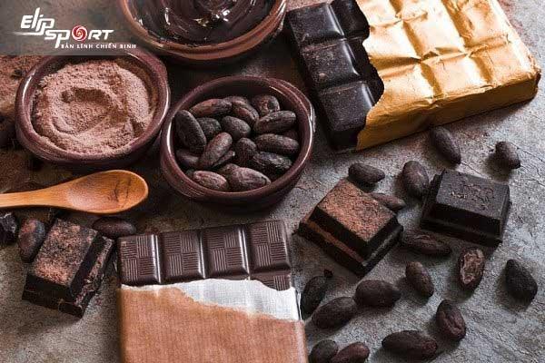 ăn chocolate có làm tăng cân