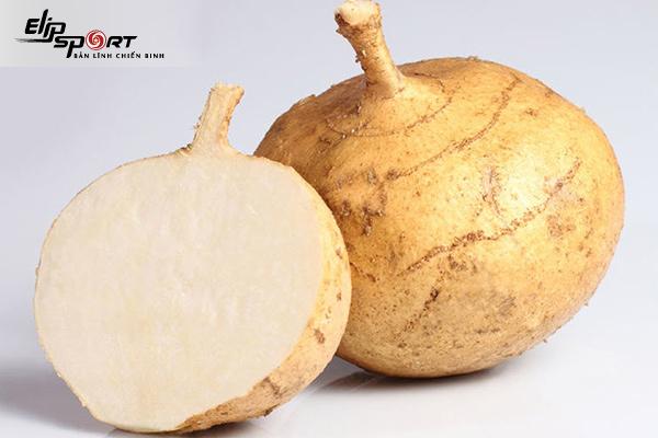 ăn khoai mì có giảm cân không